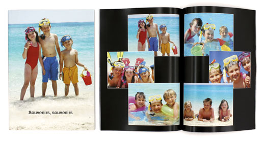 Livre photo Casual A4